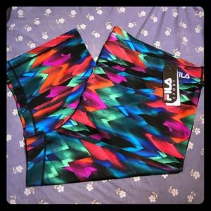Brand New FILA Active Wear